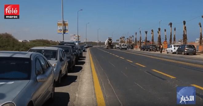 ارتفاع تسعيرة ركن السيارات قرب الشواطئ يثير استياء البيضاويين