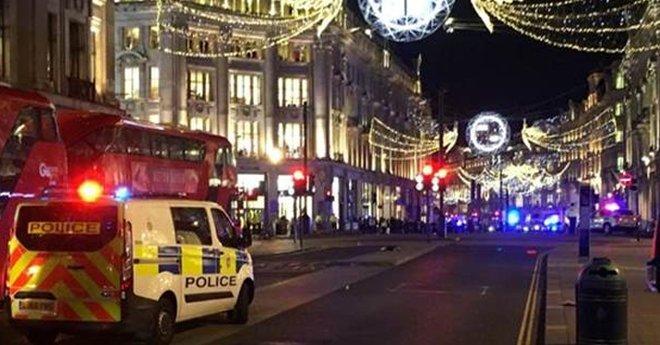 شارع أكسفورد يعرف حالة من الذعر بعد تقارير عن إطلاق نار