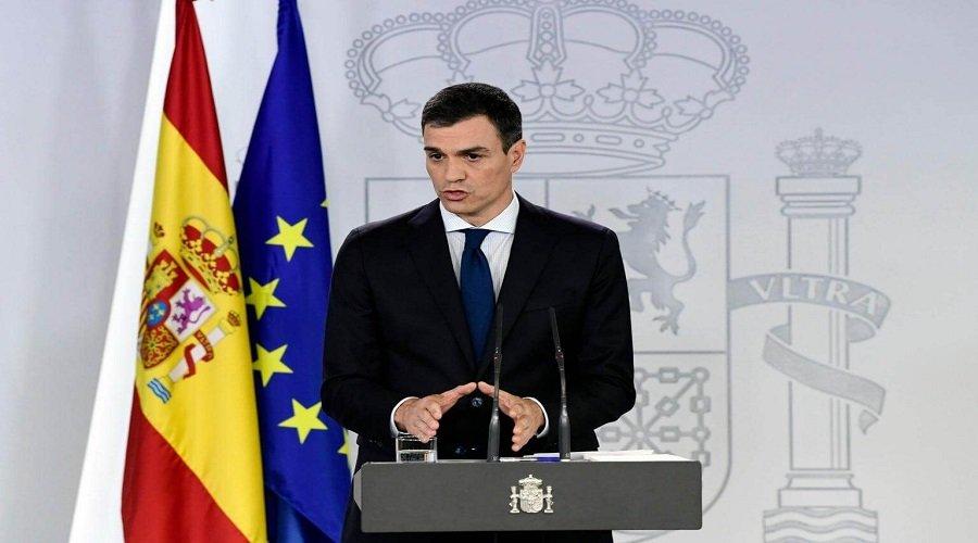 رئيس الوزراء الإسباني يعلن إجراء انتخابات مبكرة في هذا التاريخ