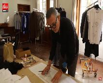 المصمم المغربي كريم الطاسي يقربنا من تصاميمه الرائعة