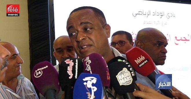 انتخاب سعيد الناصري رئيسا للوداد الرياضي لولاية جديدة