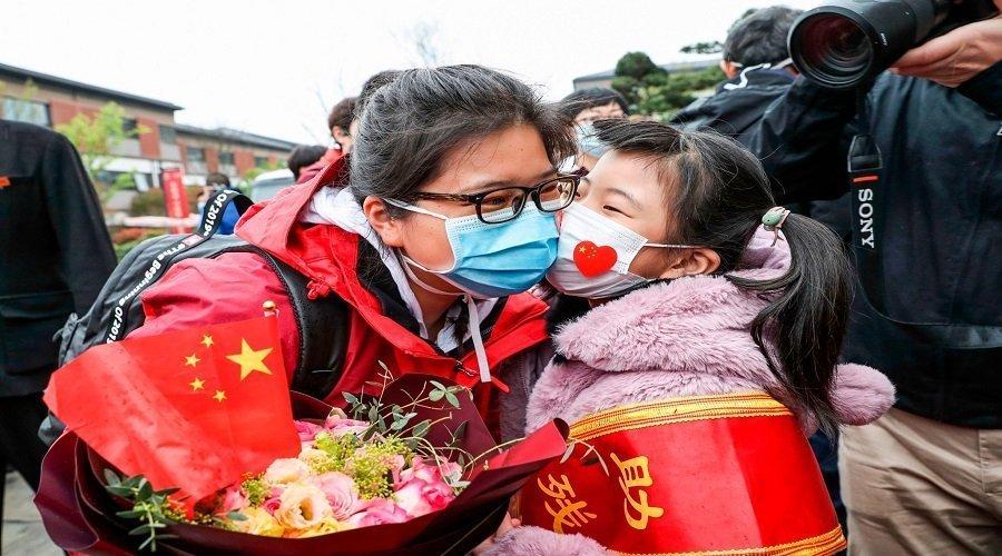 الصين تعلن شفاء 94 % من المصابين بفيروس كورونا
