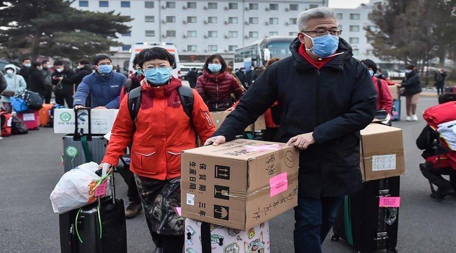 دول آسيا تخاف عودة موجة ثانية من كورونا بسبب الوافدين