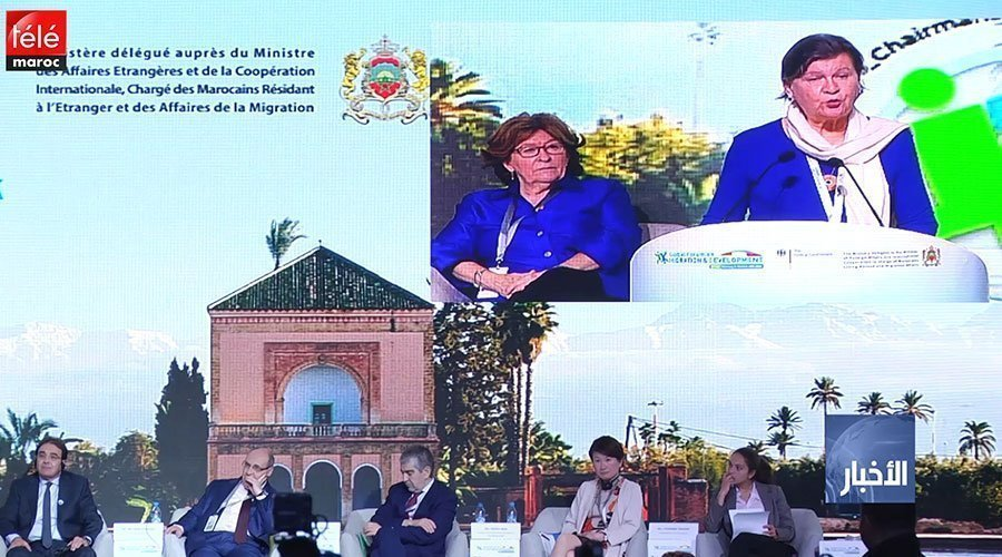 مراكش.. افتتاح أشغال الدور الحادية عشر للمنتدى العالمي حول الهجرة و التنمية المغرب و ألمانيا