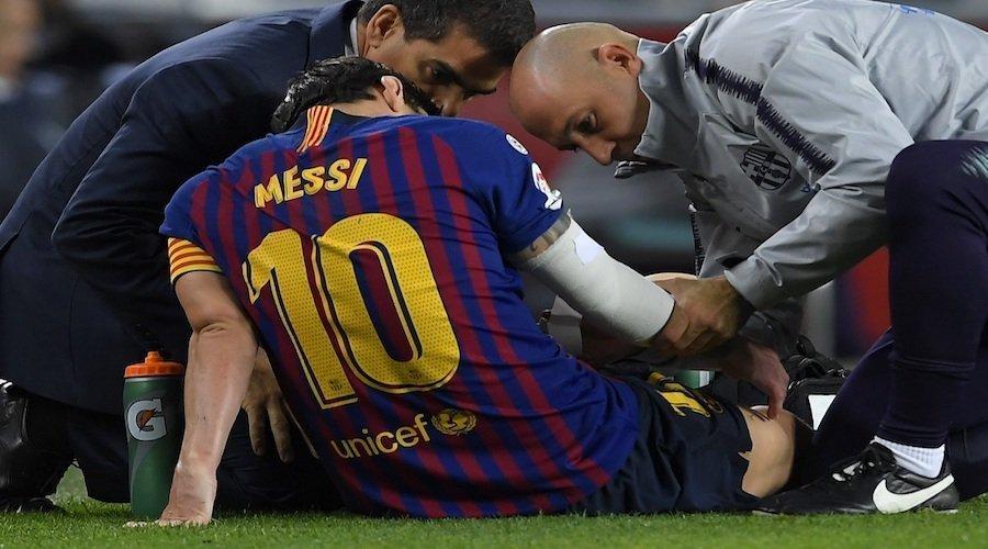 برشلونة يطمئن مناصريه: ميسي حاضر أمام البايرن