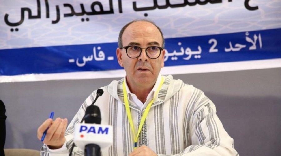 """بنشماش : اجتماع اللجنة التحضيرية لحزب """"البام"""" لاغي ولاشرعية له"""