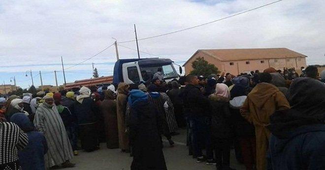 ابتدائية بوعرفة توزع 4 سنوات على معتقلي احتجاجات تندرارة