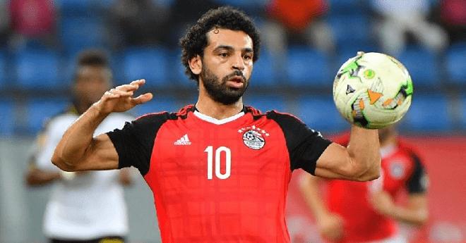 رسالة جد مؤثرة من صلاح قبل مباراة منتخب مصر ضد روسيا