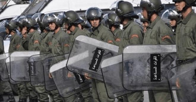 إعفاء ضباط من القوات المساعدة لتسهيلهم عمل بارونات مخدرات