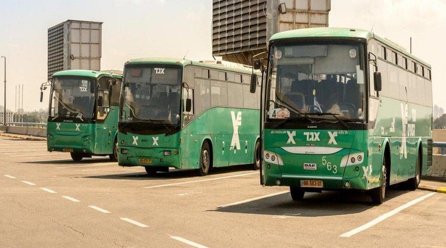هكذا تم التخطيط لطمس المعالم العبرية للحافلات الإسرائيلية الموجهة للبيضاويين