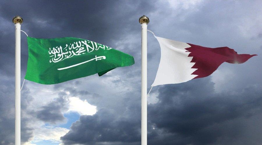 إعادة فتح الحدود والأجواء بين السعودية وقطر