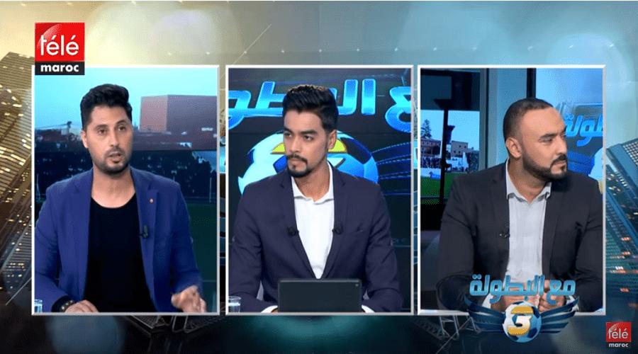 مع البطولة : لقاء الديربي بين الرجاء والوداد وتحليل لمجريات الجولة السادسة