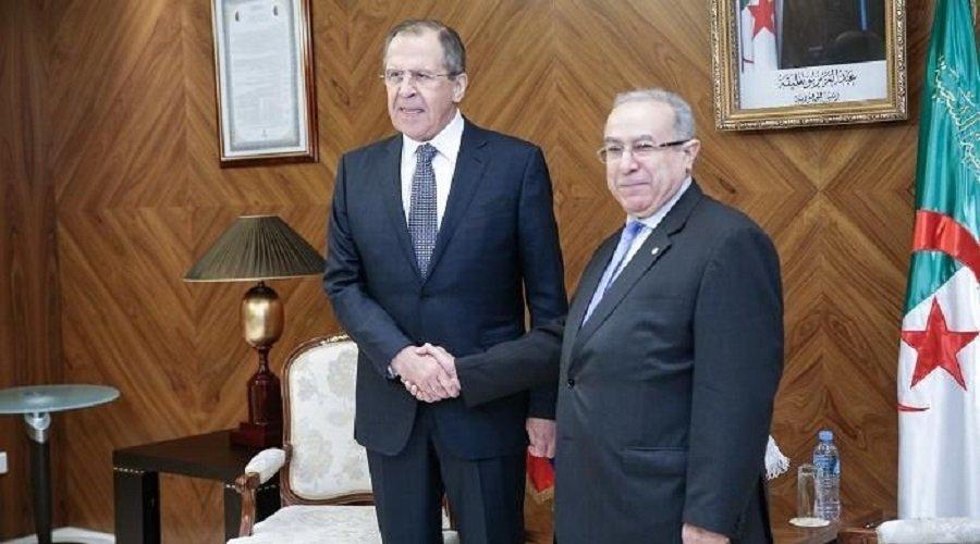 لافروف: موسكو ترفض أي تدخل خارجي في شؤون الجزائر