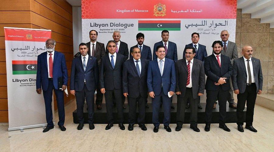 الأطراف الليبية تتوج مباحثاتها ببوزنيقة باتفاق شامل حول معايير تولي المناصب السيادية