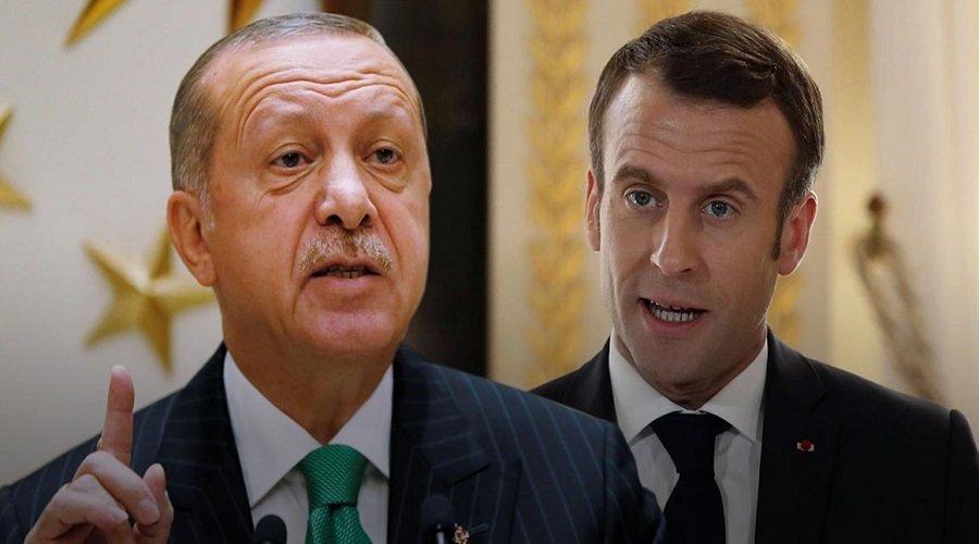 هكذا ردت تركيا على دعوة ماكرون لتشكيل جبهة أوروبية ضدها بالمتوسط