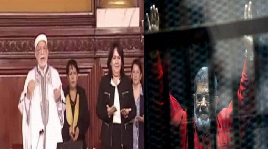 بالفيديو.. نائبة ترفض قراءة الفاتحة على روح مرسي وبلبلة داخل البرلمان التونسي