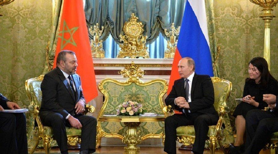 روسيا تتطلع لكي تصبح الشريك الأول للمغرب في إفريقيا