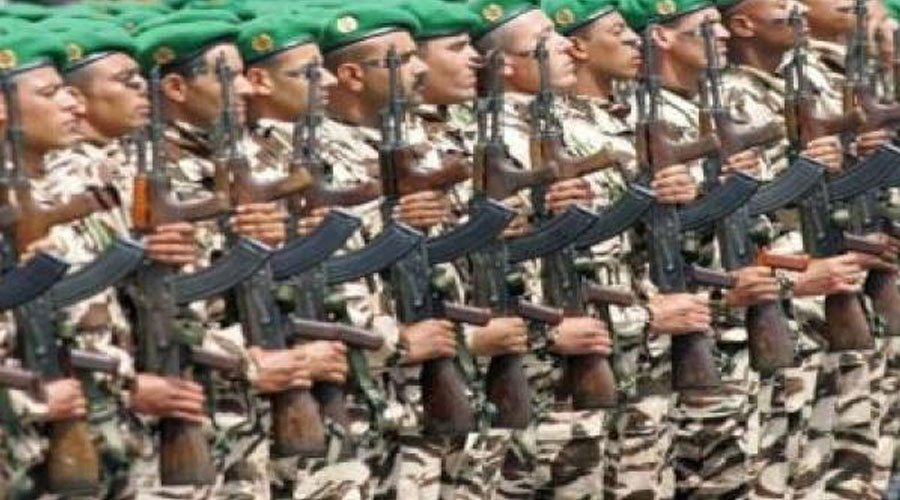 لا جنود مغاربة  في الغابون