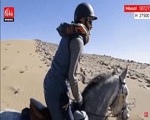 """تعرّف على الفرقة المغربية التي تشارك بالخيول العربية البربرية في التظاهرة الدولية """"تجوال المغرب"""""""