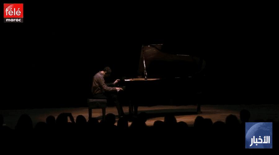 جواو إلياس سواريس .. موهبة برازيلية في العزف على البيانو تتحف الجمهور المغربي