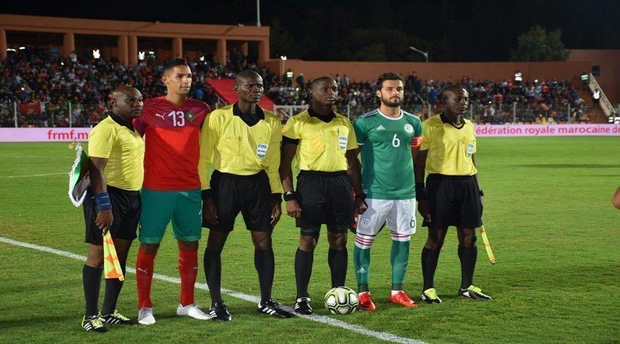المنتخب المغربي يطيح بالجزائر ويبلغ نهائيات الشان