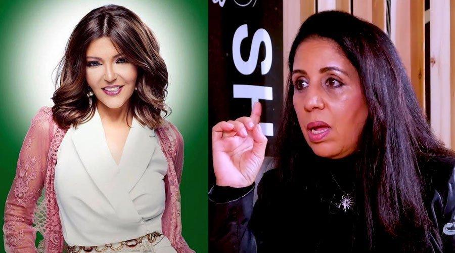 عائشة الوعد تتحدث لأول مرة عن خلافها مع سميرة سعيد
