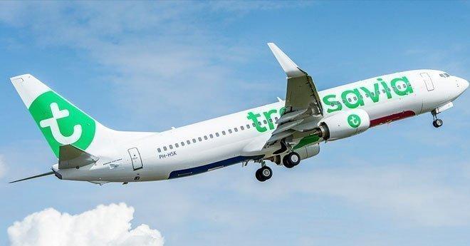 """شركة الطيران """"ترانسافيا"""" تنفي توقيفها لرحلات باريس الداخلة"""