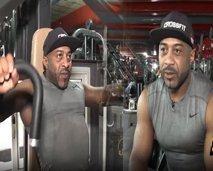 """كوتش: تقربوا من """"أيوب"""" كوتش وهب حياته لممارسة رياضة كمال الأجسام"""
