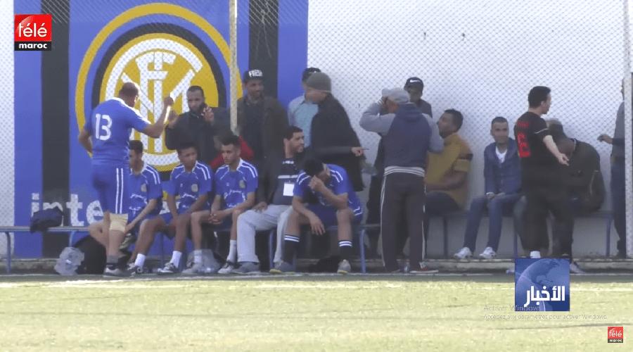 جمعية تاروان تكناتين تنظم الدورة الثالثة لدوري الجمعيات لكرة القدم المصغرة