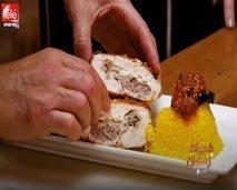 شهيوات رمضان : وصفة بسيطة و سهلة لتحضير الكوردون بلو بالدجاج مع الشاف فاضل
