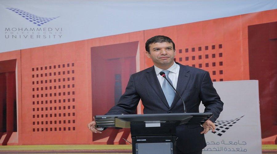 هشام الهبطي: البحث العلمي هو مدخل التنمية والكفاءات المغربية قادرة على تحقيق نتائج مبهرة