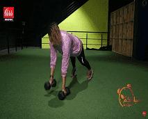 حركات ونصائح رياضية مع كلثوم اضمير