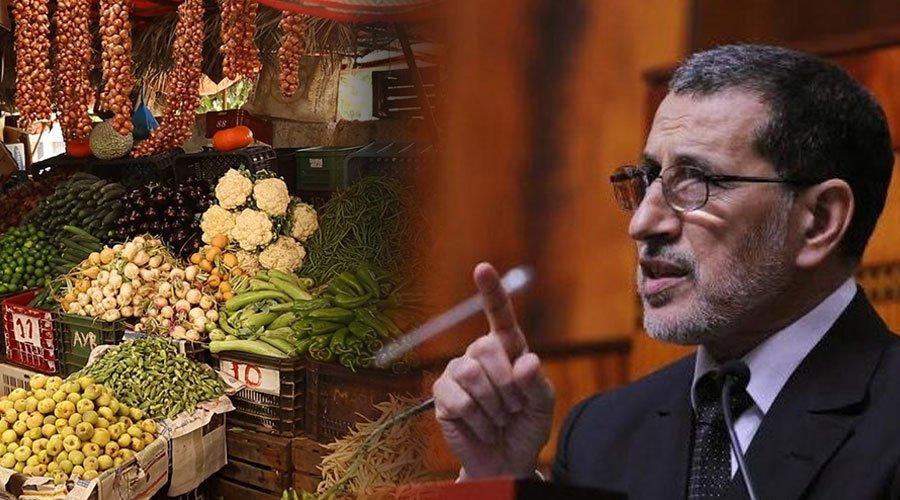 العثماني ينفي الزيادات في الأسعار و يؤكد أن حكومته تدعم القدرة الشرائية للمغاربة