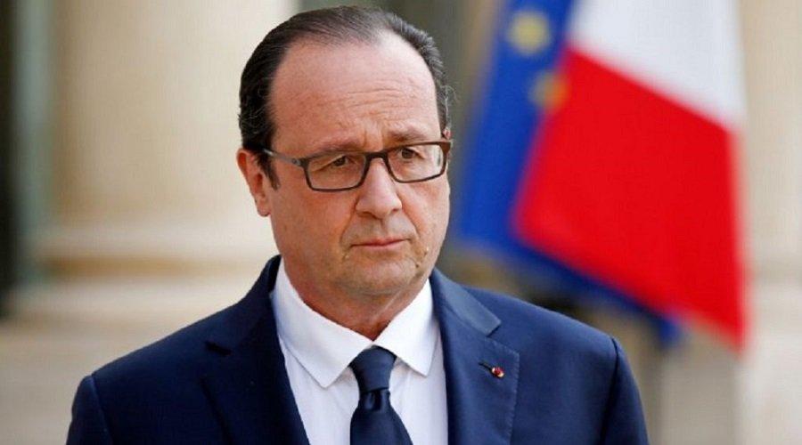 """فرانسوا هولاند يؤكد أن """"اليمين المتطرف"""" سيحكم فرنسا"""