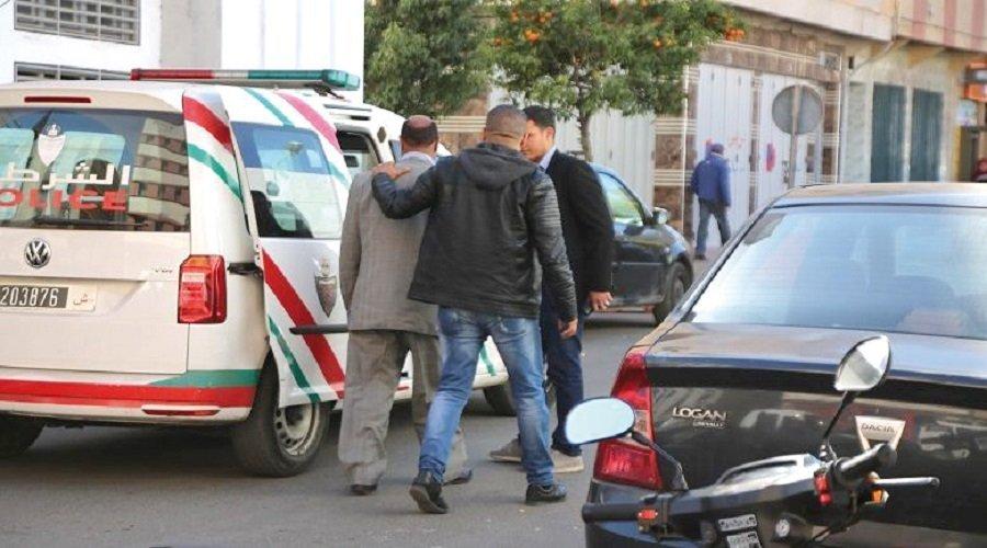 اعتقال زعيم شبكة كوكايين الهرهورة بالإمارات ونقله إلى المغرب