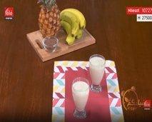 شهيوة: عصير الفواكه بزريعة الكتان