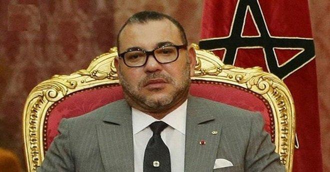 برقية تعزية ومواساة من الملك إلى الرئيس الإيطالي على إثر انهيار جسر