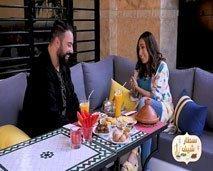 """محمد رضا يحضر مأدبة افطار شهية ل""""سطار شاف"""""""