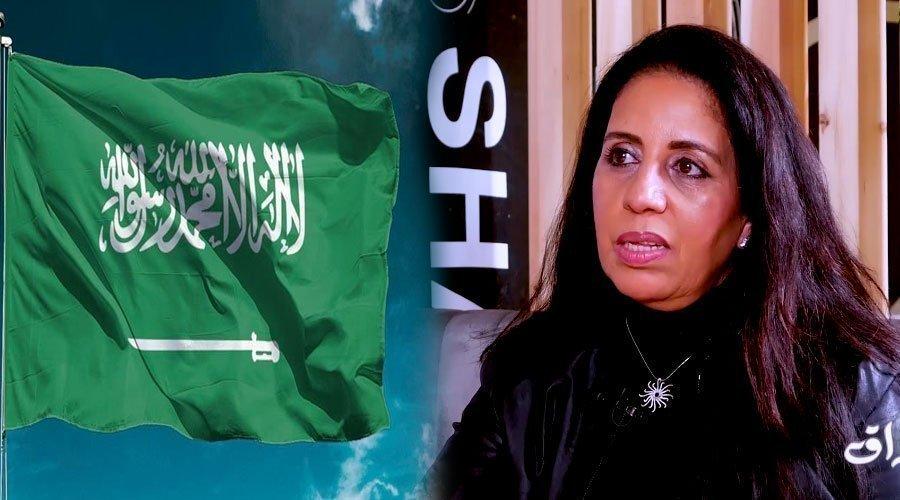 هذه حقيقة منع عائشة الوعد من الغناء في السعودية