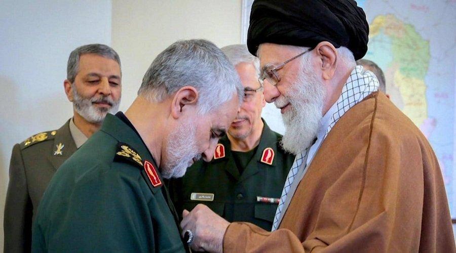 اغتيال قائد فيلق القدس قاسم سليماني بقصف أمريكي وإيران تتوعد بالانتقام