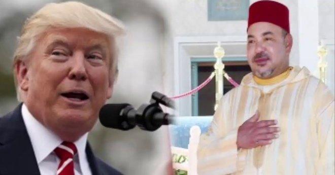 ترامب يرد على رسالة الملك بشأن قضية القدس وهذا ما قاله