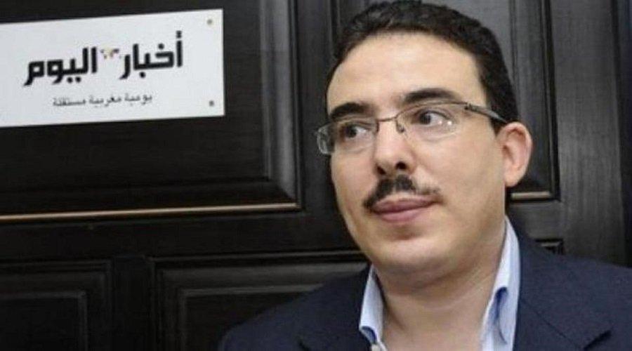 صحافيون يستنكرون عدم إخبارهم بقرارعائلة بوعشرين إعدام أخبار اليوم