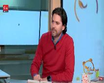 الفنان التشكيلي عادل الطاهري يتحدث عن عشقه للفن التجريدي في صباحكم مبروك
