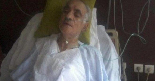 """تدهور الحالة الصحية للفنان الكوميدي """"عبد الرؤوف"""""""