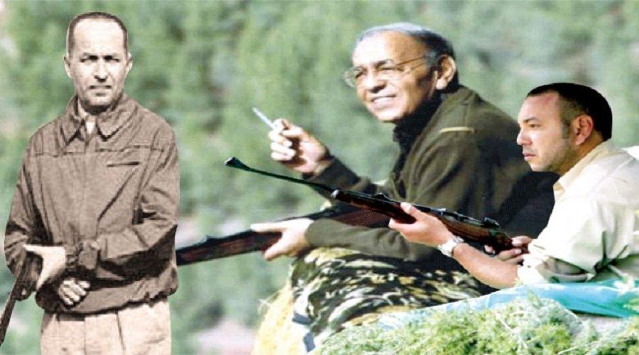 ملف... القنص في حياة ملوك المغرب ولقاءاتهم مع قادة العالم في مناطق الصيد