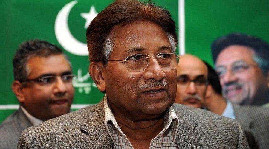 الحكم بالإعدام على الرئيس الباكستاني الأسبق برويز مشرف