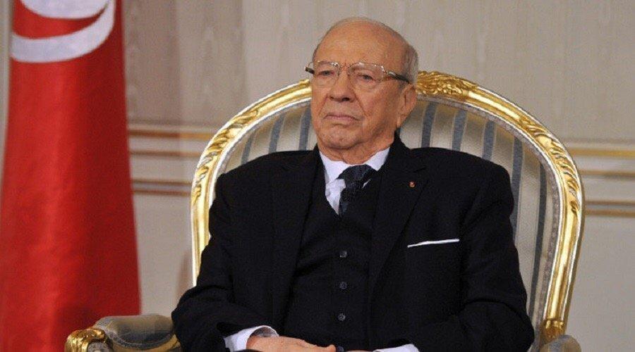 الرئيس التونسي قائد السبسي يكشف موقفه من الترشح للانتخابات الرئاسية القادمة