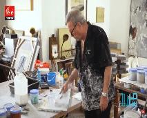 الفنان التشكيلي فؤاد بلامين يتحدث عن أعماله ومساره الفني في حلقة جديدة من برنامج مسارات