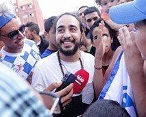 غسان فرمضان : صعود فريق سريع وادي زم