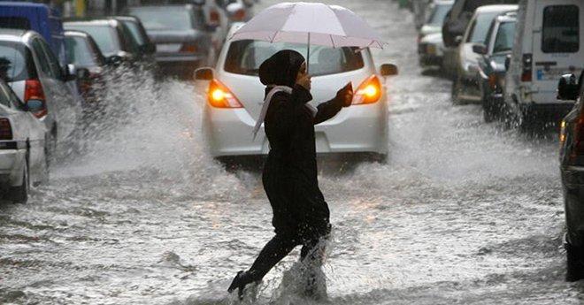 طقس الثلاثاء.. أمطار رعدية